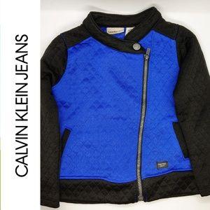 💖Calvin Klein Jeans Warm Up Jacket Size 24M